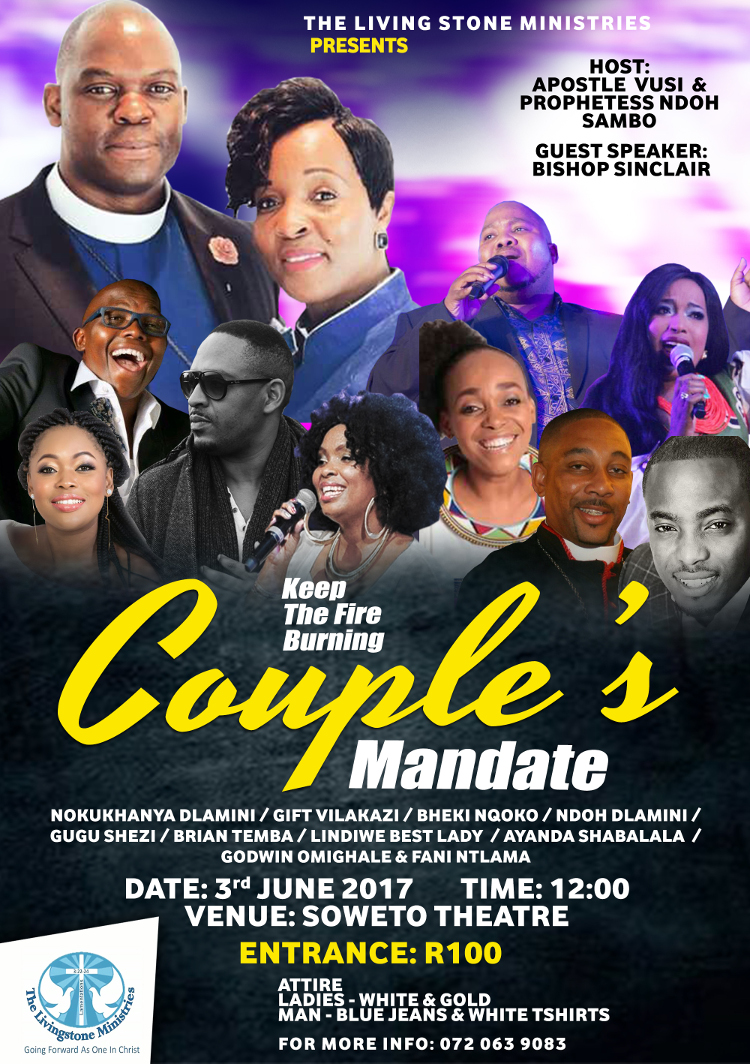 Couples Mandate Poster