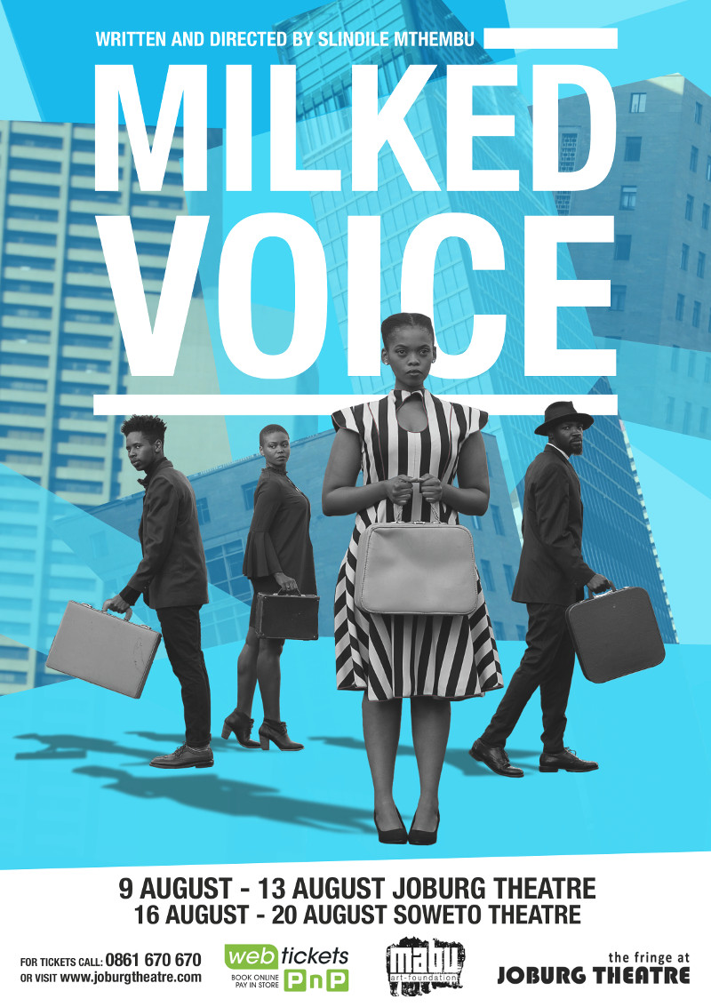 Milked Voices A1 poster