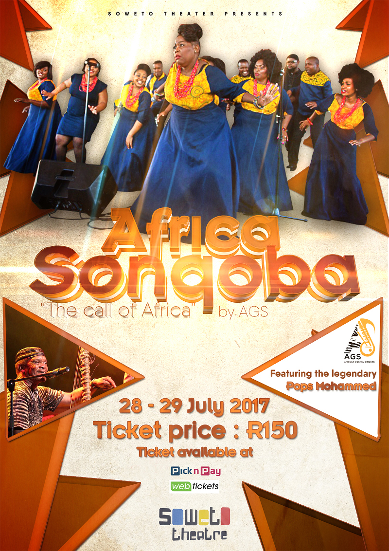 official Africa Sonqoba poster