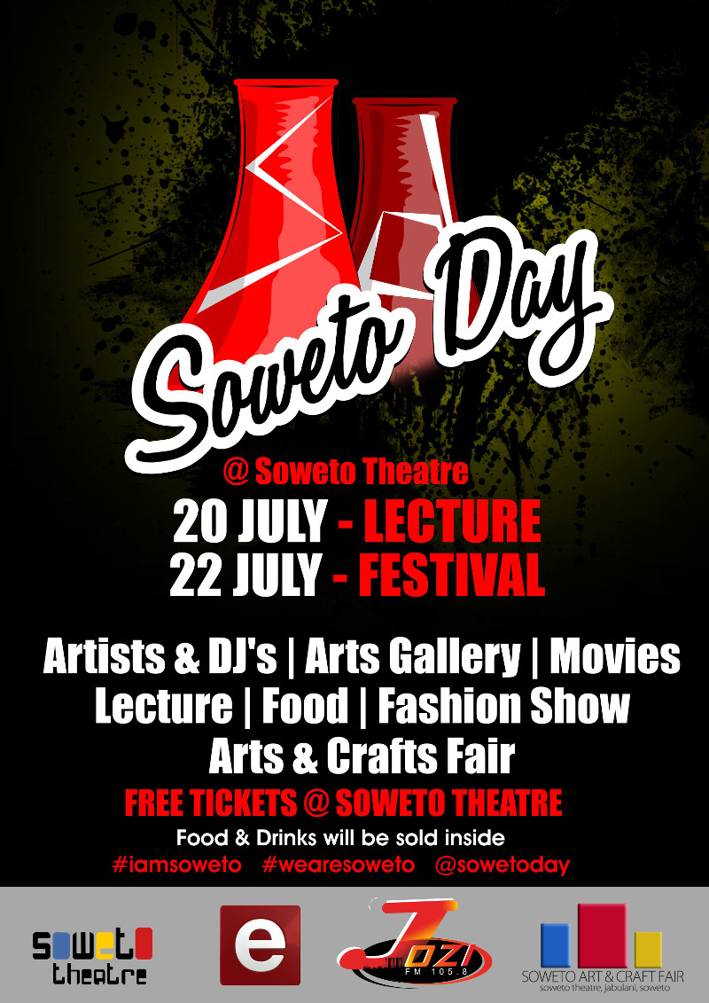 Soweto Day Poster
