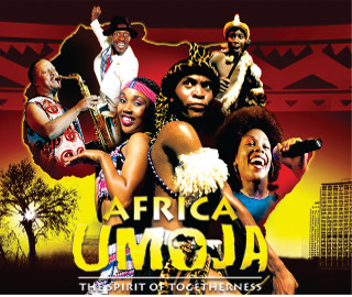 AFRICA UMOJA ICON New
