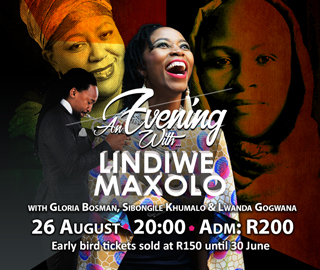 An Evening with LINDIWEMAXOLO_icon