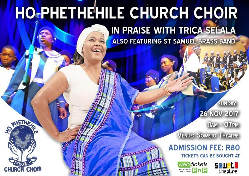 Ho Phethehile Poster