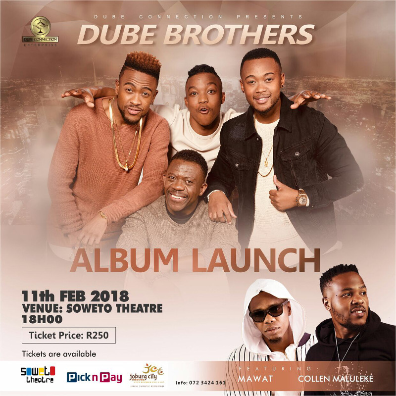Dube Brothers Poster Image