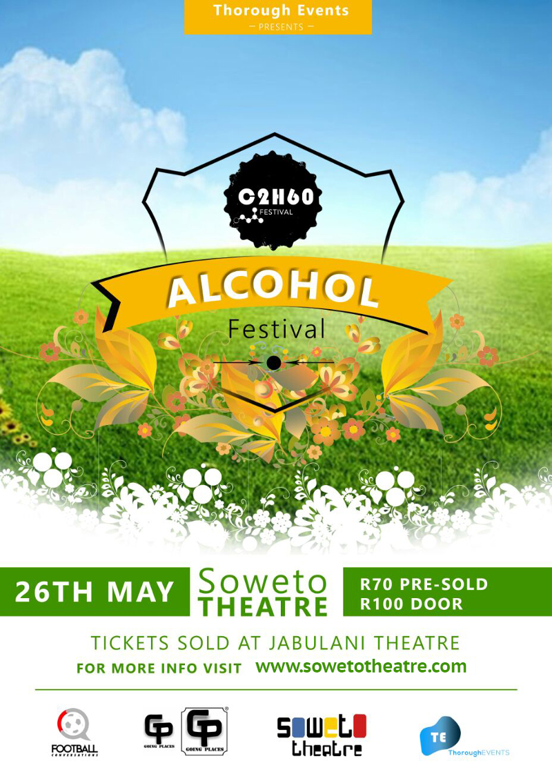 Alcohol Festival Poster