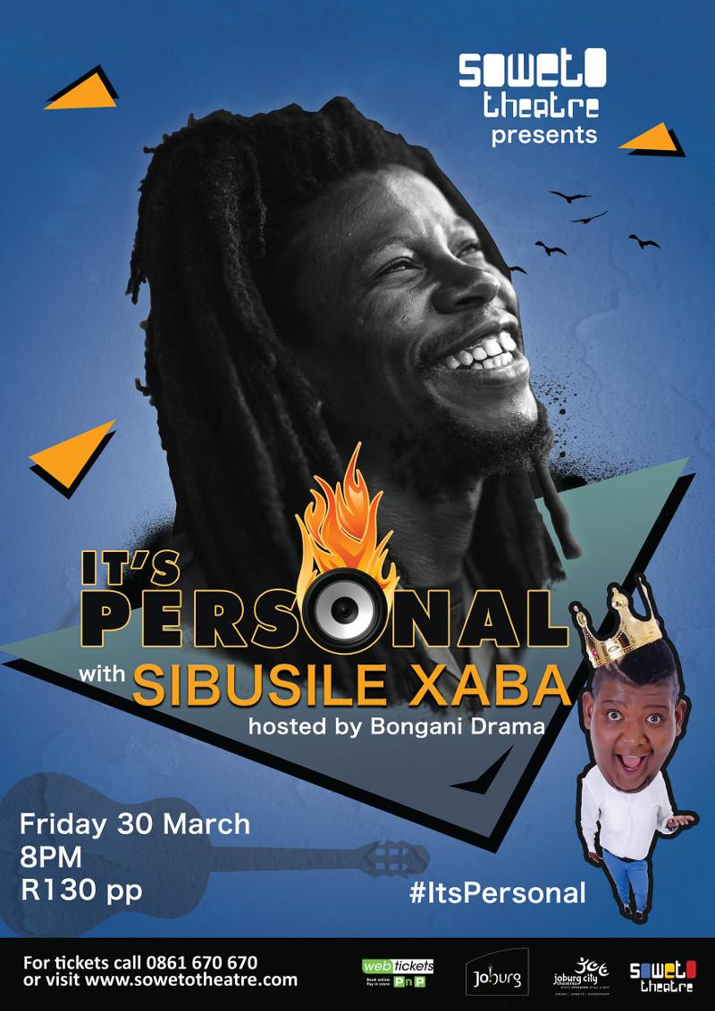 ItsPersonal w SIBUSILEXABA Poster