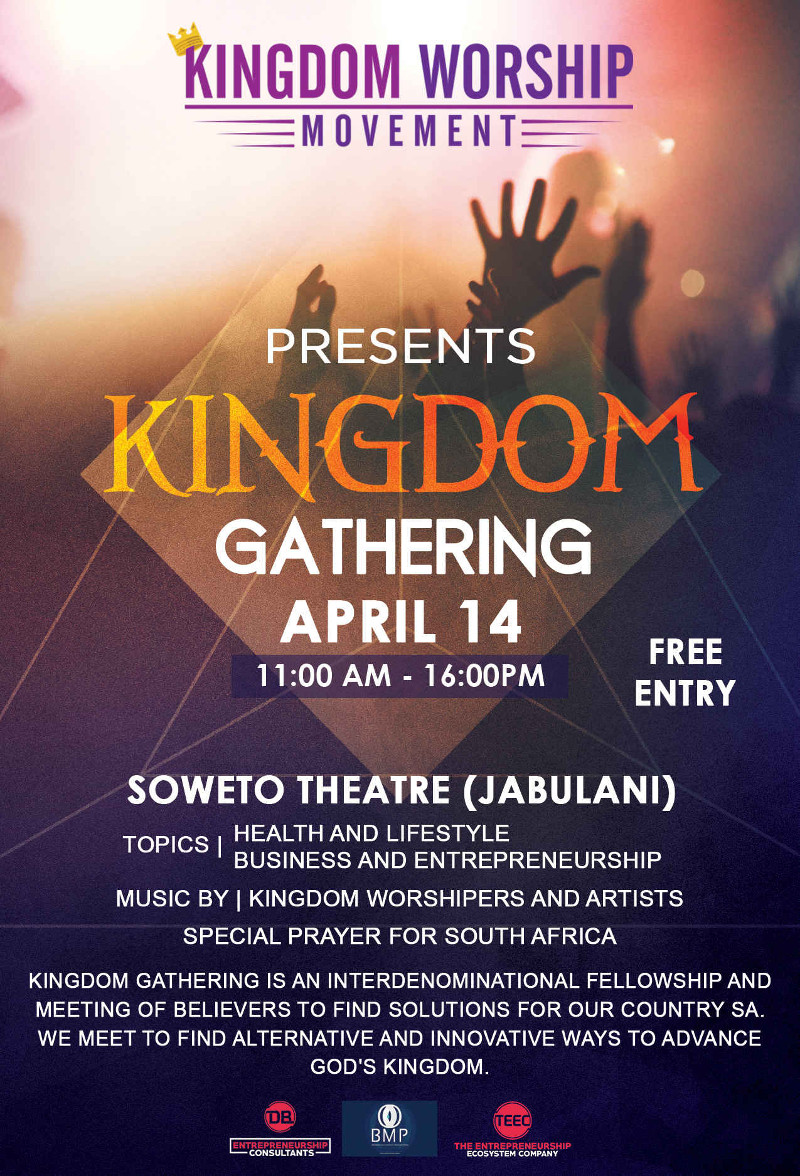 Kingdom Worship Movement Pic