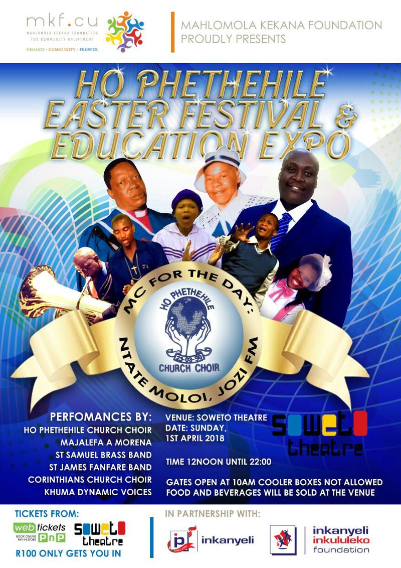 HOPHETHEHILE EASTER FESTIVAL Poster 3