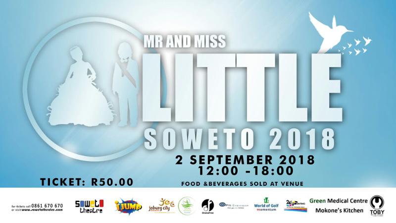 MR MISS LIITLE SOWETO Web Image