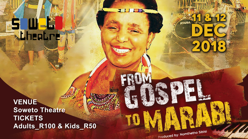 Gospel to Marabi Web Image