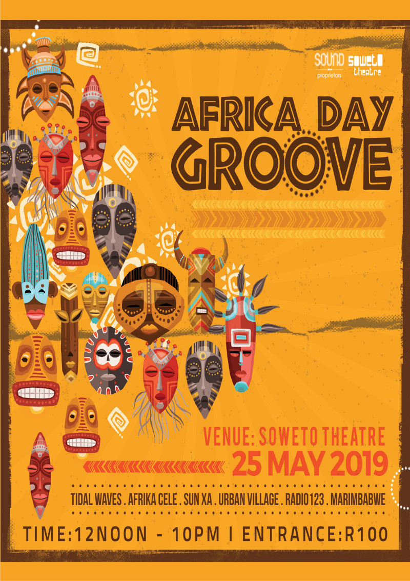AFRICA DAY POSTER A1